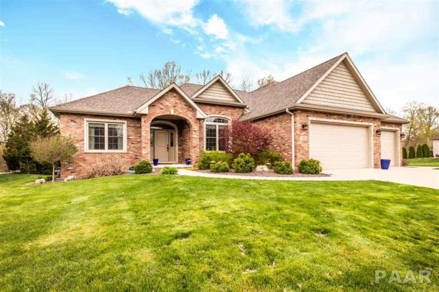 114 Oakridge Court, East Peoria, IL 61611 (#PA1204106) :: Adam Merrick Real Estate