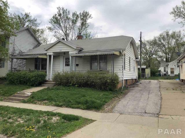 322 W Calhoun Street, Macomb, IL 61455 (#PA1204210) :: Adam Merrick Real Estate