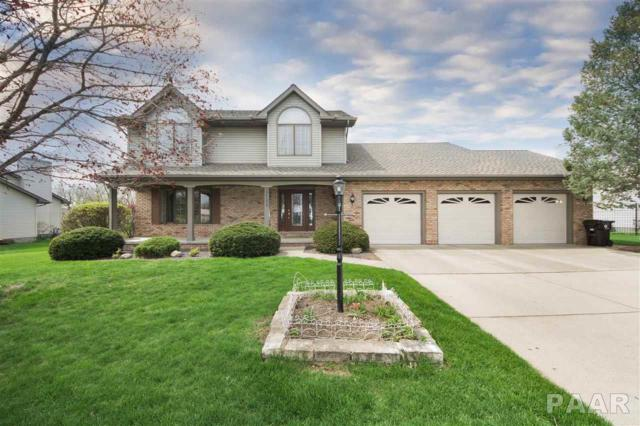5700 W Ridgecrest Drive, Peoria, IL 61615 (#PA1204265) :: The Bryson Smith Team