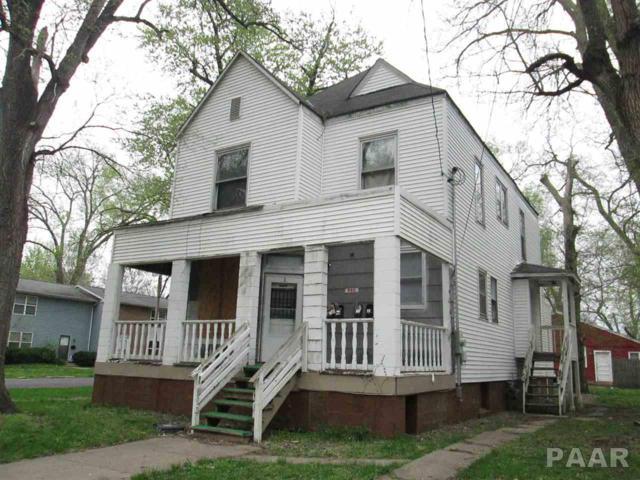 920 NE Glendale Avenue #4, Peoria, IL 61603 (#PA1204277) :: The Bryson Smith Team