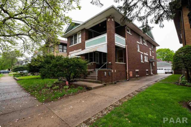 1223 N Douglas, Peoria, IL 61606 (#PA1204352) :: Adam Merrick Real Estate