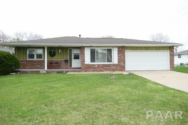 2410 W Bainter Lane, Peoria, IL 61615 (#PA1204471) :: The Bryson Smith Team