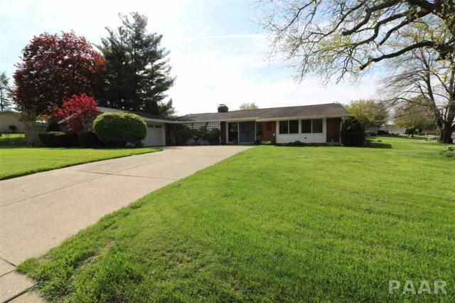 1320 W Holly Hedges Drive, Peoria, IL 61614 (#PA1204497) :: The Bryson Smith Team