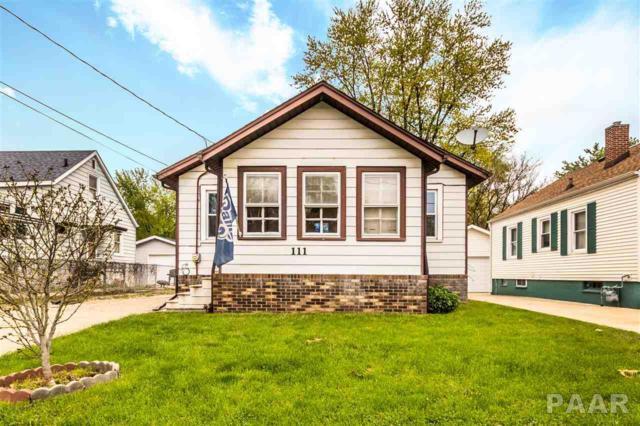 111 Amsler Street, Bartonville, IL 61607 (#PA1204530) :: The Bryson Smith Team