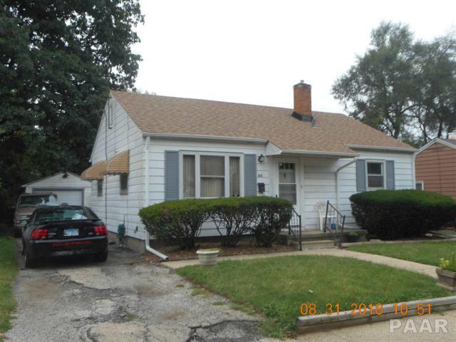 812 W Bartlett, Peoria, IL 61604 (#PA1204616) :: The Bryson Smith Team