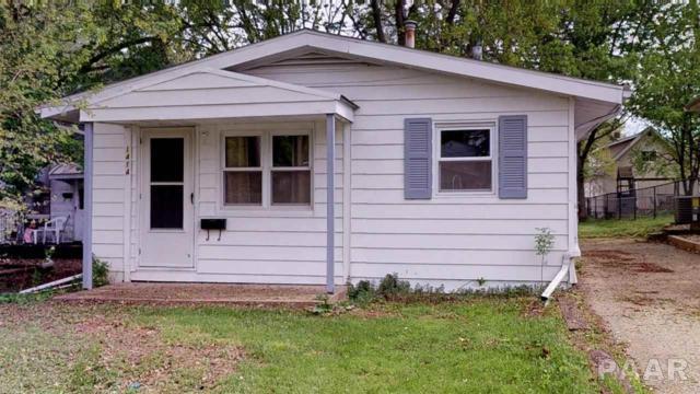 1414 E Fairoaks Avenue, Peoria, IL 61603 (#PA1204666) :: The Bryson Smith Team