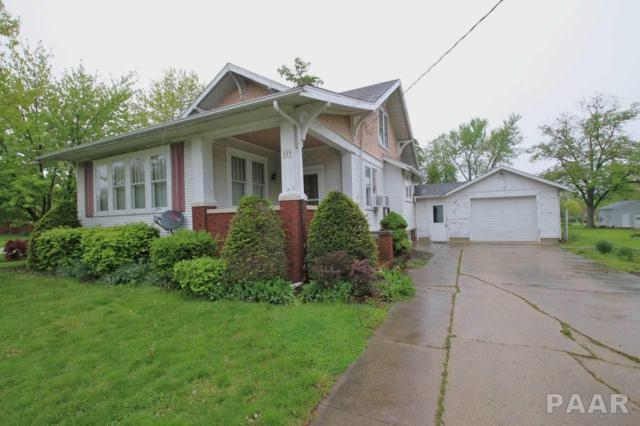 119 W Partridge Street, Metamora, IL 61548 (#PA1204791) :: The Bryson Smith Team