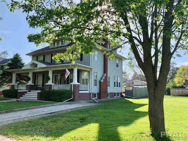 785 N Dean Street, Bushnell, IL 61422 (#PA1204822) :: The Bryson Smith Team