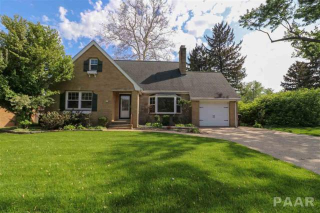 606 W Stratford Drive, Peoria, IL 61614 (#PA1204848) :: Killebrew - Real Estate Group