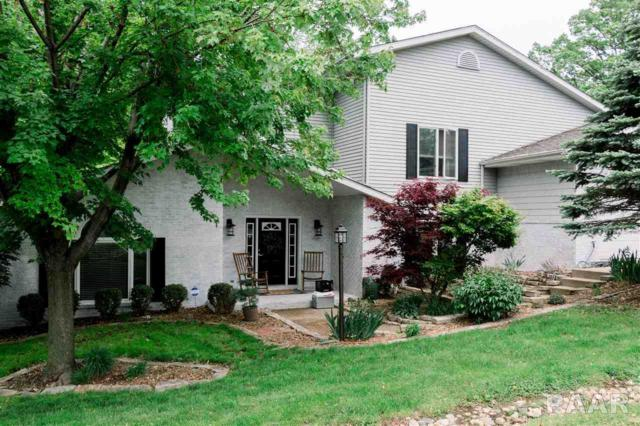 184 E North Lakeview, East Peoria, IL 61611 (#PA1204910) :: The Bryson Smith Team