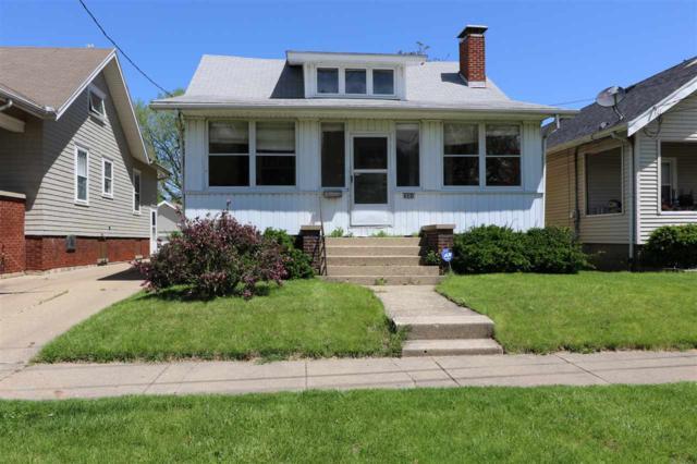 731 E Frye Avenue, Peoria, IL 61603 (#PA1205034) :: Adam Merrick Real Estate