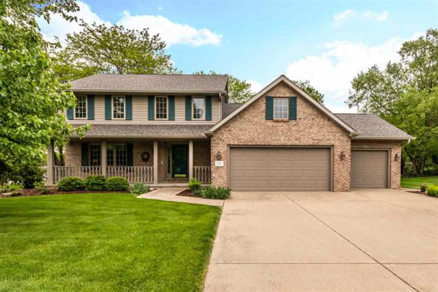 1292 Hickory Hills Road, Germantown Hills, IL 61548 (#PA1205412) :: Adam Merrick Real Estate