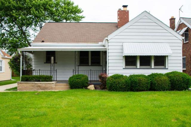 1205 W Stratford Drive, Peoria, IL 61614 (#PA1205596) :: Adam Merrick Real Estate