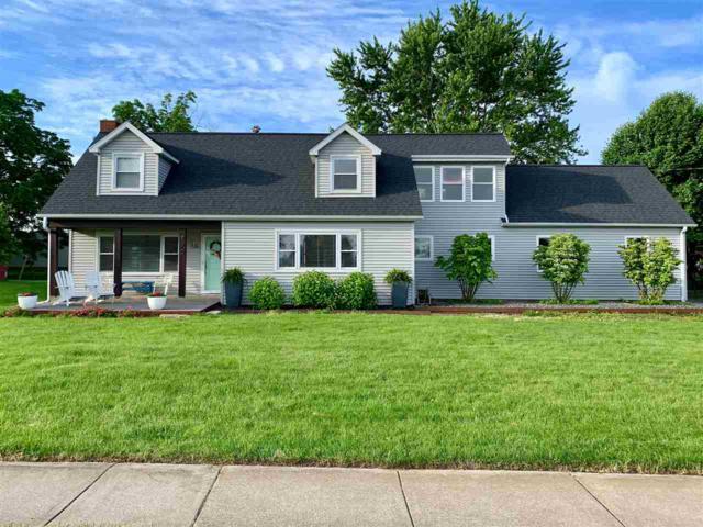 720 W Progress Street, Metamora, IL 61548 (#PA1205618) :: Adam Merrick Real Estate