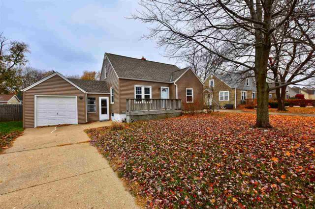 205 Howard Street, East Peoria, IL 61611 (#PA1205896) :: Adam Merrick Real Estate