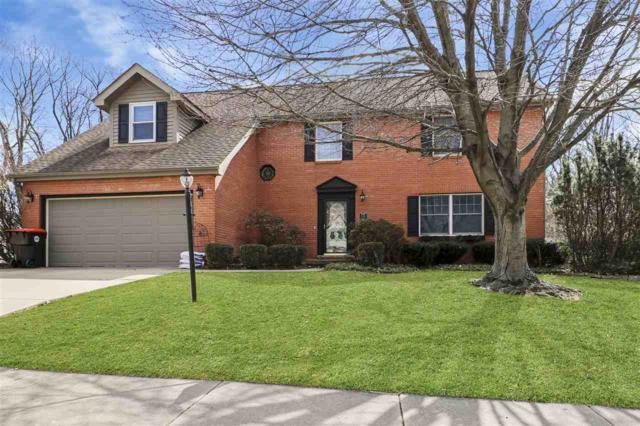 1116 W Brookforest Drive, Peoria, IL 61615 (#PA1205913) :: Killebrew - Real Estate Group