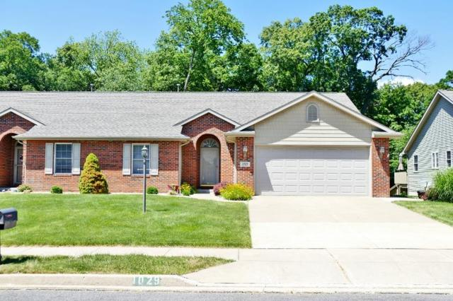 1029 W Tall Oaks Court, Bartonville, IL 61607 (#PA1205915) :: Adam Merrick Real Estate