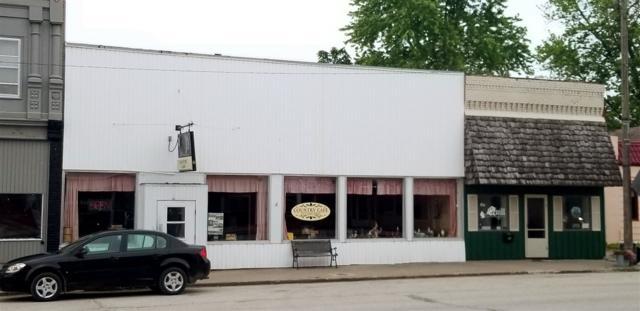105 E Main, La Harpe, IL 61450 (#PA1205950) :: Adam Merrick Real Estate
