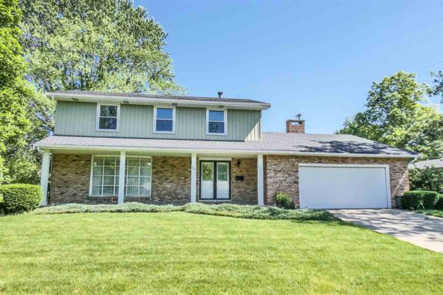 313 W Glencrest, Peoria, IL 61614 (#PA1206004) :: Adam Merrick Real Estate