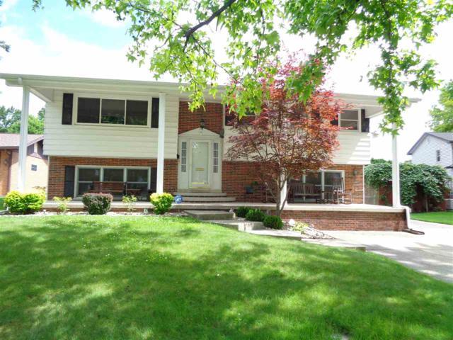 2221 Kaskaskia, Springfield, IL 62702 (#CA239) :: Killebrew - Real Estate Group