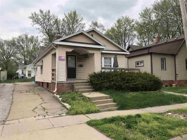 318 W Calhoun Street, Macomb, IL 61455 (#PA1206115) :: Paramount Homes QC