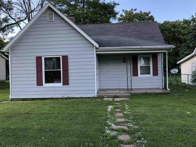 525 E Spaulding, Riverton, IL 62561 (#CA268) :: Killebrew - Real Estate Group