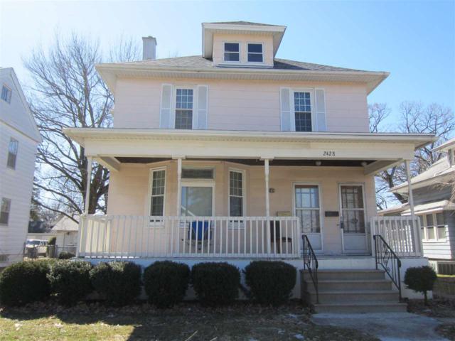 2428 18TH, Rock Island, IL 61201 (#QC373) :: Killebrew - Real Estate Group