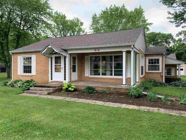 614 E High Street, Manito, IL 61546 (#PA1206153) :: Killebrew - Real Estate Group