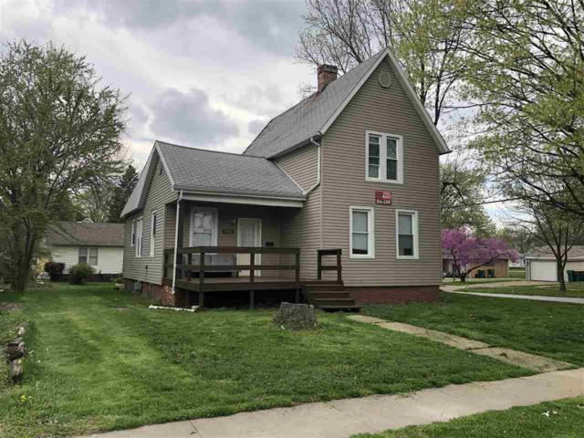 536 N Johnson, Macomb, IL 61455 (#PA1206170) :: Adam Merrick Real Estate