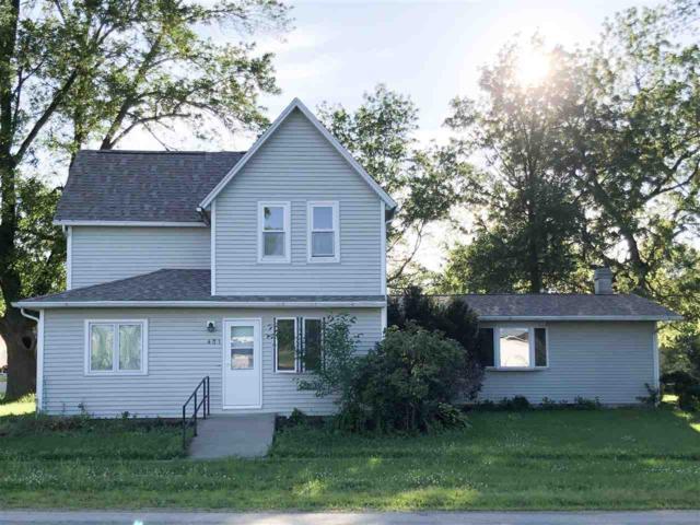401 2ND Street, Calamus, IA 52729 (#QC456) :: RE/MAX Preferred Choice