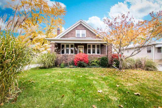 1015 Springfield Road, East Peoria, IL 61611 (#PA1206299) :: Killebrew - Real Estate Group