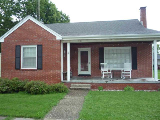 312 N Cartwright, Pleasant Plains, IL 62677 (#CA459) :: Killebrew - Real Estate Group
