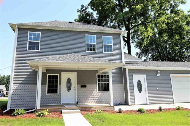 726 W Madison Street, Auburn, IL 62615 (#CA467) :: Killebrew - Real Estate Group