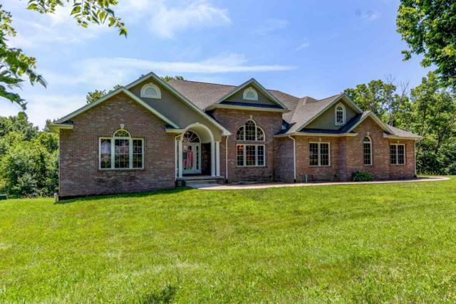 6950 Thayer Road, Auburn, IL 62615 (#CA526) :: Killebrew - Real Estate Group