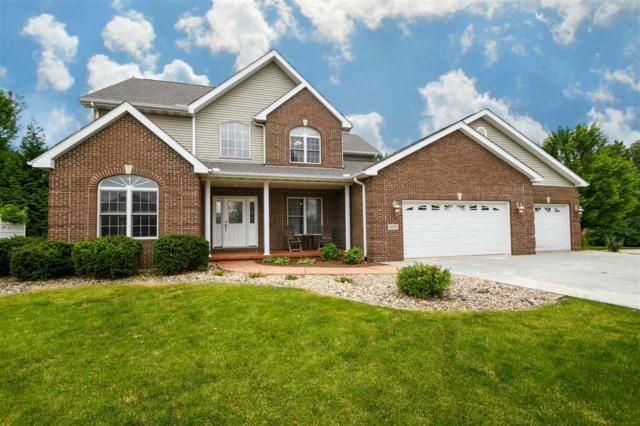 1236 Winterberry Lane, Germantown Hills, IL 61548 (#PA1206465) :: RE/MAX Preferred Choice