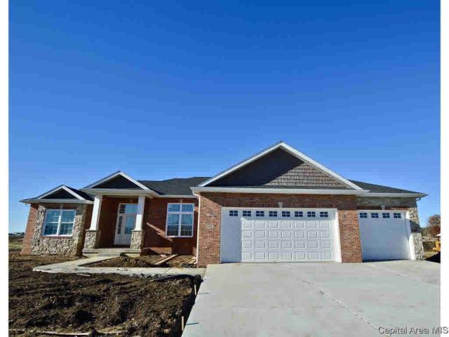 1831 Spartan Dr, Chatham, IL 62629 (#CA620) :: Killebrew - Real Estate Group