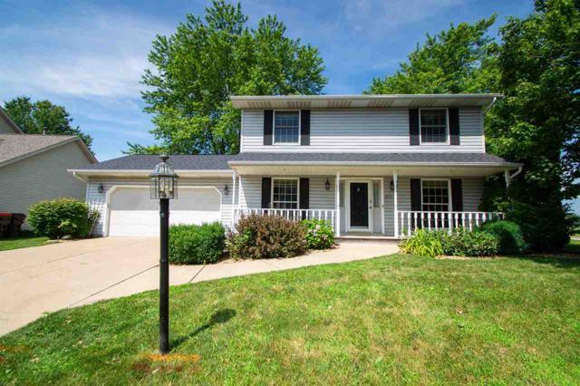 5515 N Leawood Court, Peoria, IL 61615 (#PA1206582) :: Adam Merrick Real Estate