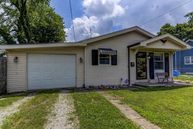 449 S 5TH Street, Auburn, IL 62615 (#CA667) :: Killebrew - Real Estate Group