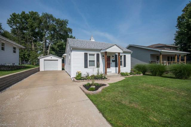1209 Black Street, Pekin, IL 61554 (#PA1206672) :: Killebrew - Real Estate Group