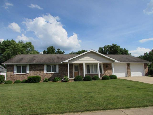 904 Bayberry Drive, Washington, IL 61571 (#PA1206717) :: Adam Merrick Real Estate