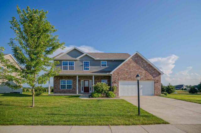 207 Windsong Drive, Washington, IL 61571 (#PA1206810) :: Adam Merrick Real Estate