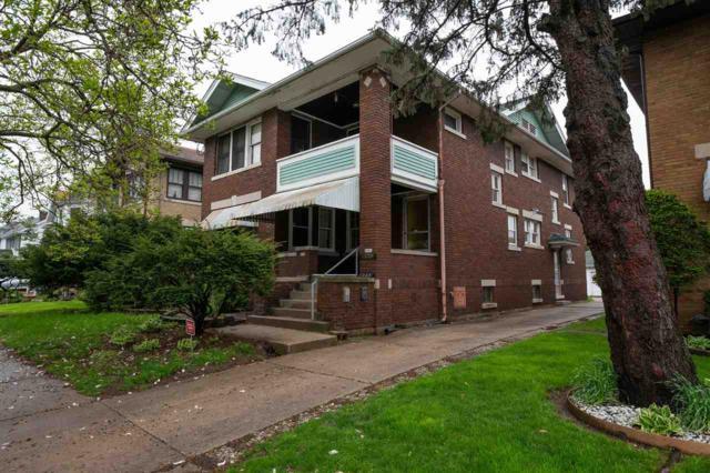1223 N Douglas, Peoria, IL 61606 (#PA1206870) :: Killebrew - Real Estate Group