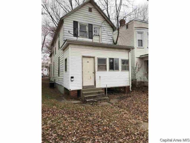 501 S New Street, Springfield, IL 62704 (#CA852) :: Adam Merrick Real Estate