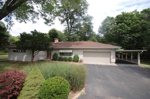 512 W Mossville Road, Peoria, IL 61615 (#PA1206933) :: Adam Merrick Real Estate