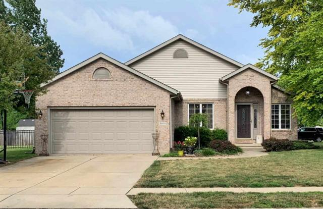 3509 Teakwood Drive, Springfield, IL 62712 (#CA885) :: Adam Merrick Real Estate