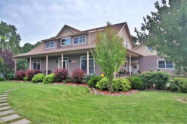 3900 S Harkers Corner Road, Mapleton, IL 61547 (#PA1206986) :: The Bryson Smith Team