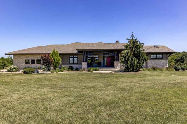 5696 Taylor Homestead Rd Road, Pleasant Plains, IL 62677 (#CA924) :: Killebrew - Real Estate Group