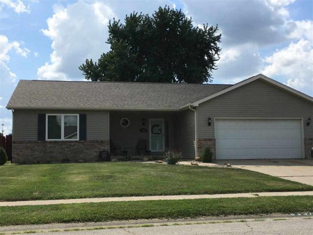 6337 Kate Court, Springfield, IL 62712 (#CA936) :: Adam Merrick Real Estate