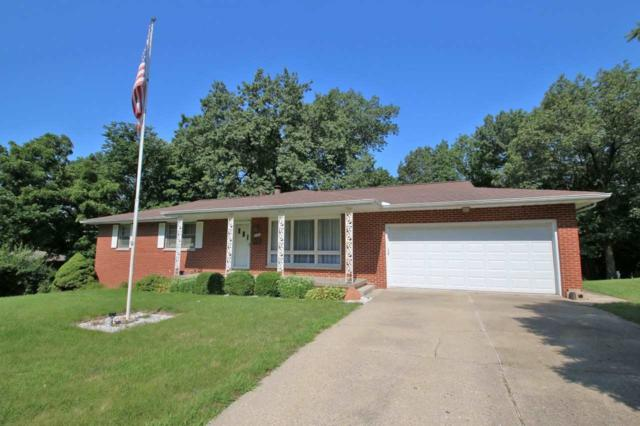 6431 N Brookwood Lane, Peoria, IL 61614 (#PA1207167) :: Adam Merrick Real Estate