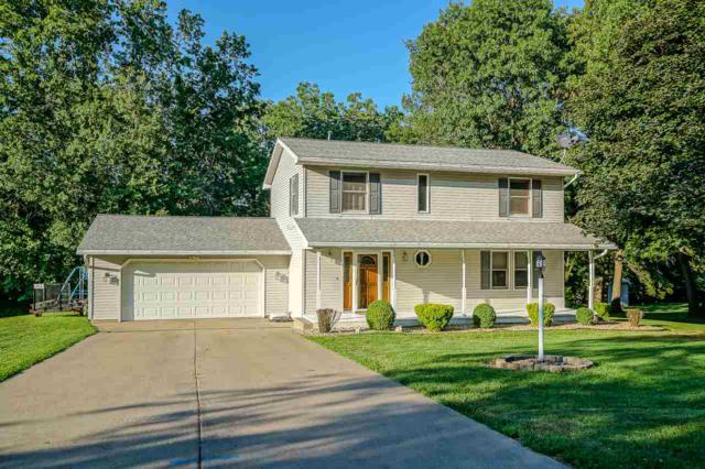 10435 W Sir Galahad Court, Mapleton, IL 61547 (#PA1207206) :: Adam Merrick Real Estate